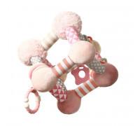 Развивающая игрушка CUBE (розовый) BabyOno