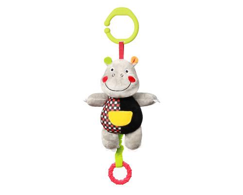 Игрушка-подвеска бегемотик ALBERT BabyOno
