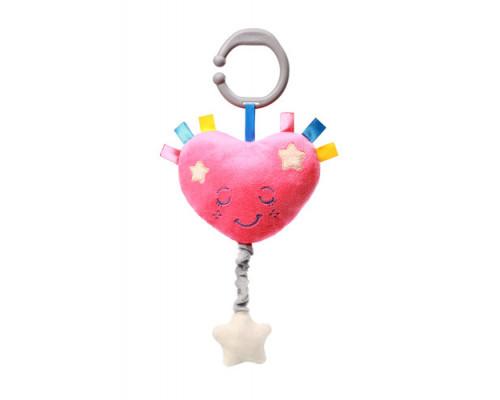 Игрушка-подвеска BabyOno HEART