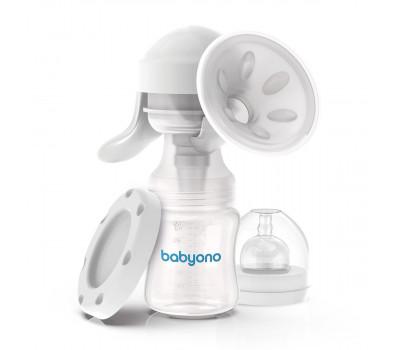 Молокоотсос ручной BabyOno ANATOMY