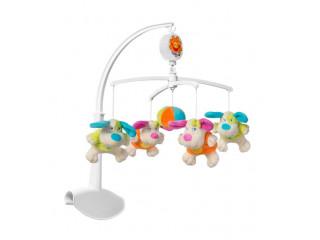 Акция на игрушки для новорожденных Bаby Mix! Скидки до 30%!
