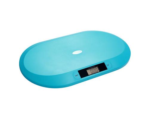 Весы детские электронные (до 20кг) BabyOno бирюзовые