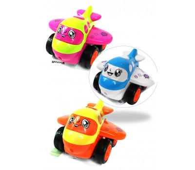 "Инерционная игрушка Uviton ""Plane"""