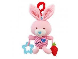 Акция на игрушки для новорожденных Bаby Mix c 22 июня по 6 июля!