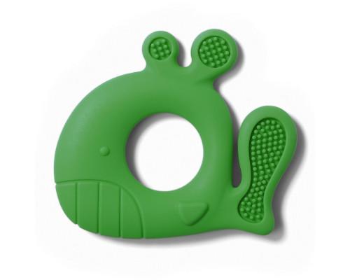 Прорезыватель BabyOno китенок PABLO (зеленый)