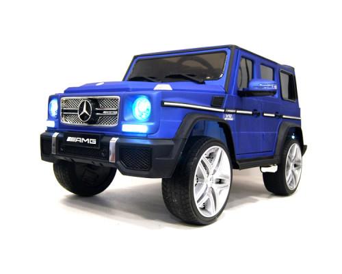 Mercedes-Benz-G65-AMG (ЛИЦЕНЗИЯ) Синий матовый