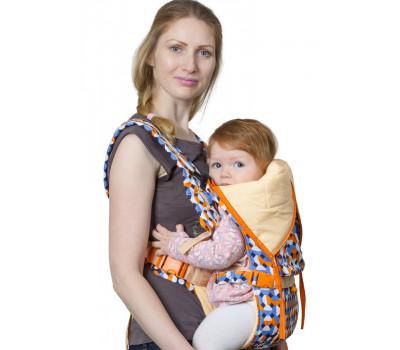 Рюкзак-кенгуру Чудо-Чадо «BabyActive Choice»