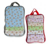 Пеленки Чудо-Чадо подарочный набор пеленок для новорожденных (10 шт)