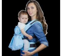 Слинг-рюкзак «Дочкомобиль»