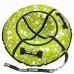 Санки надувные Тюбинг RT Собачки на салатовом диаметр 118 см