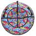 Санки надувные Тюбинг RT Комиксы Boom, диаметр 105 см