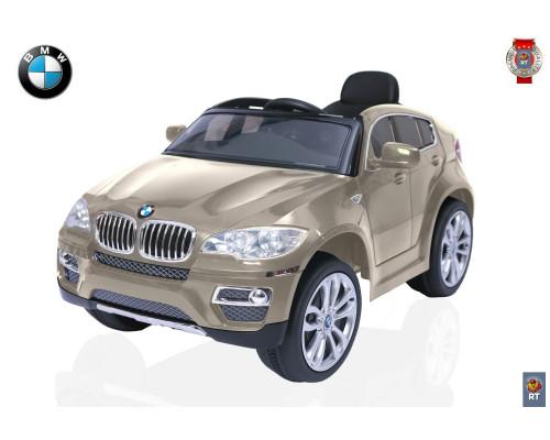 Электромобиль  BMW X6 12V R/C RT 258