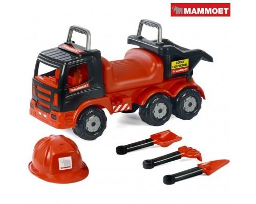 Автомобиль-каталка,каска,совок №23-грабли №23-лопата №23 MAMMOET 57082 200-02