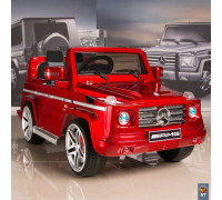 Электромобиль Mercedes-Benz AMG NEW Version 12V R/C с резиновыми колесами DMD-G55