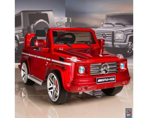 Электромобиль Mercedes-Benz AMG NEW Version 12V R/C с резиновыми колесами DMD-G55
