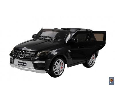 Электромобиль Mercedes-Bens AMG 12V R/C с резиновыми колесами RT ML63