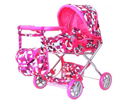 Кукольная коляска RT 9663-1