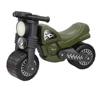 Мотоцикл-каталка Wader Моторбайк 48738
