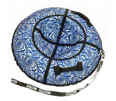 Санки надувные Тюбинг RT Жемчужины, диаметр 118 см