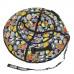 Санки надувные Тюбинг RT Фаст-Фуд, диаметр 105 см