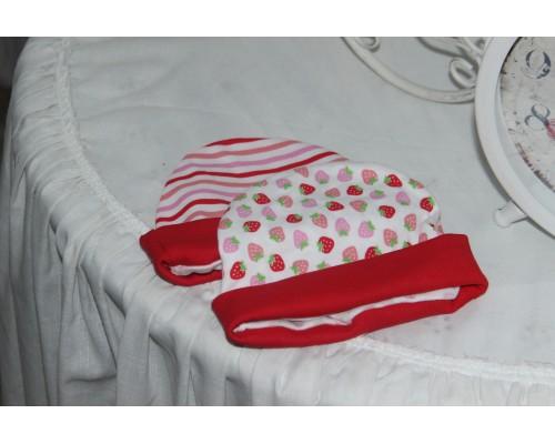 Шапочка BabyPollo в комплекте 2шт. 5-543