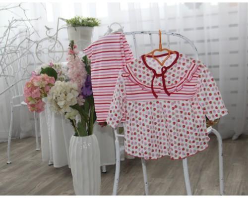 Пижама для девочки BabyPollo 5-570